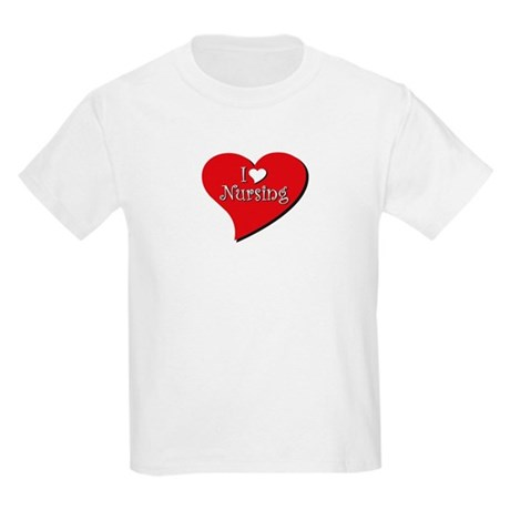I love Nursing Kids Light T-Shirt