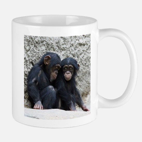 Chimpanzee002 Mugs