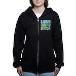 Frog Women's Zip Hoodie