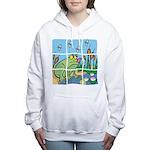 Frog Women's Hooded Sweatshirt