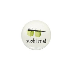 Sushi Me Mini Button (10 pack)