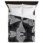 Good & Evil Queen Duvet