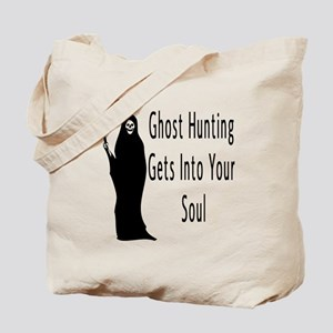 Ghost Hunting Gets Into Your Tote Bag