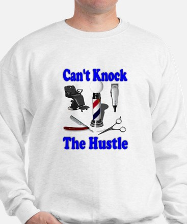 Cant Knock The Hustle-Blue Jumper