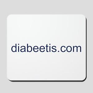 Diabeetis Mousepad