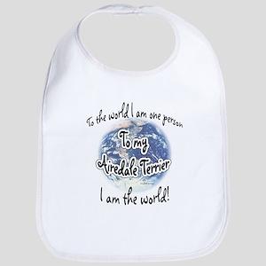 Airedale World2 Bib