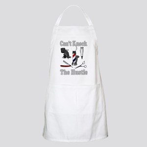 Cant Knock The Hustle-Grey BBQ Apron