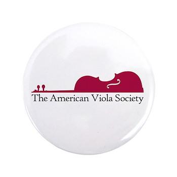 "American Viola Society 3.5"" Button"