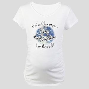 Eskimo World2 Maternity T-Shirt
