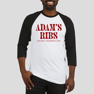 Adam's Ribs of Chicago Baseball Jersey