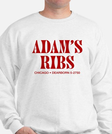 Adam's Ribs Sweatshirt
