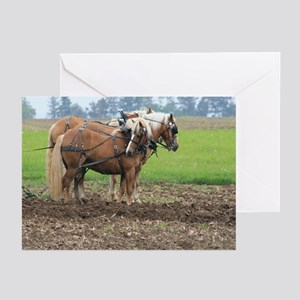 Ready to Plow Greeting Cards (Pk of 10)