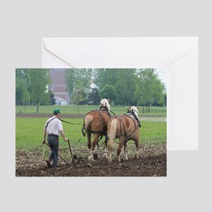 Working the Field Greeting Cards (Pk of 10)