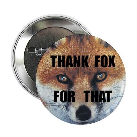 """Foxy"" - Badge"