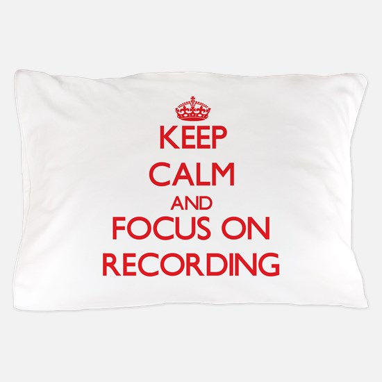 Cute Can copies Pillow Case