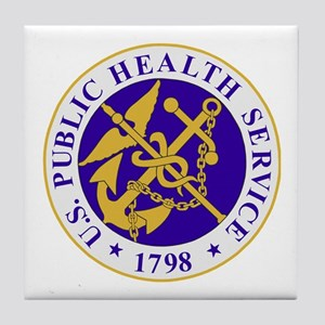 USPHS Tile Coaster
