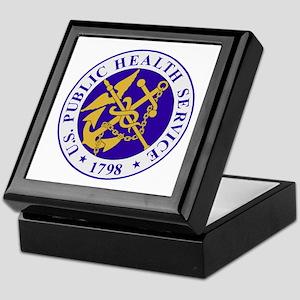 USPHS Tile Memento Box