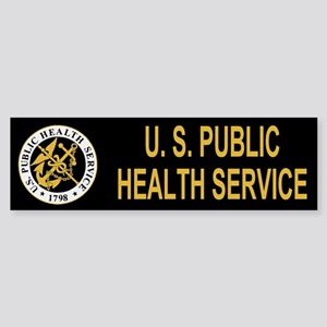 USPHS Bumper Sticker
