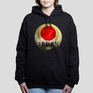 Japan Football Women's Hooded Sweatshirt