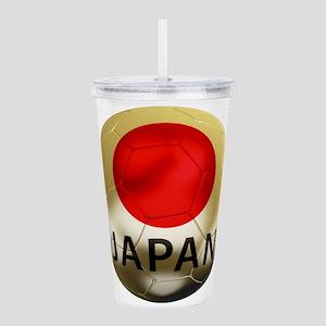 Japan Football Acrylic Double-wall Tumbler