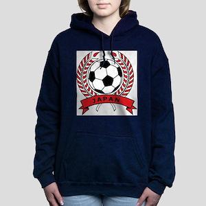 Soccer Japan Women's Hooded Sweatshirt