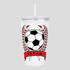 Soccer Japan Acrylic Double-wall Tumbler