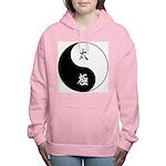 Taiji Women's Hooded Sweatshirt