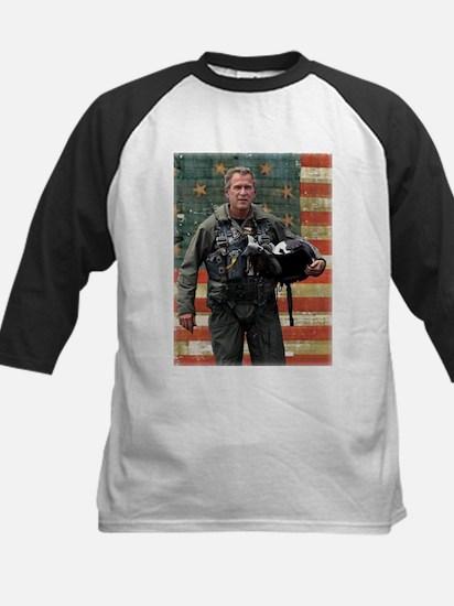 George W. Bush Patriotic Kids Baseball Jersey