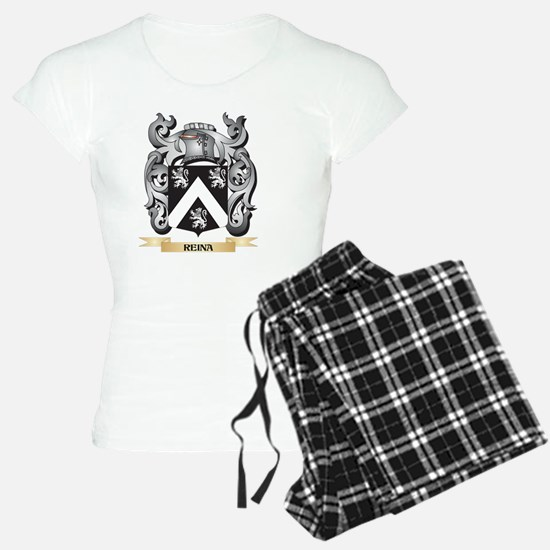 Reina Coat of Arms - Family Crest Pajamas
