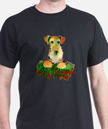 Airedale Holiday T-Shirt