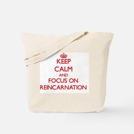 Cute Reincarnation Tote Bag