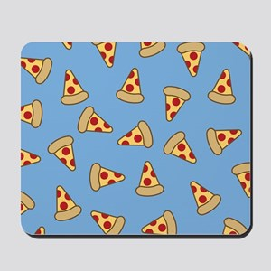Cute Pizza Pattern Mousepad