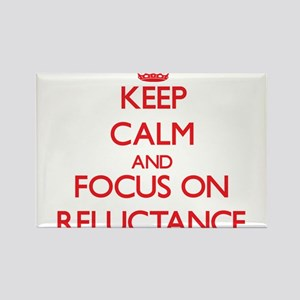 Keep Calm and focus on Reluctance Magnets