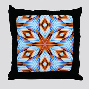 Southwestern geometric Throw Pillow