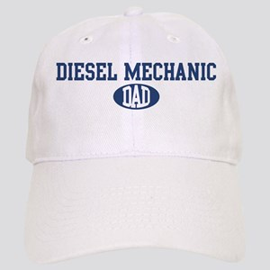 Diesel Mechanic dad Cap