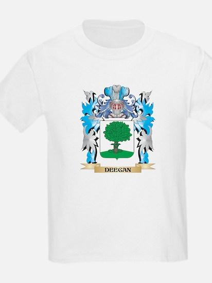 Deegan Coat of Arms - Family Crest T-Shirt
