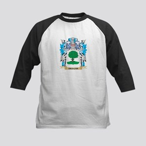 Deegan Coat of Arms - Family Crest Baseball Jersey