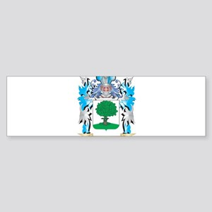 Deegan Coat of Arms - Family Crest Bumper Sticker