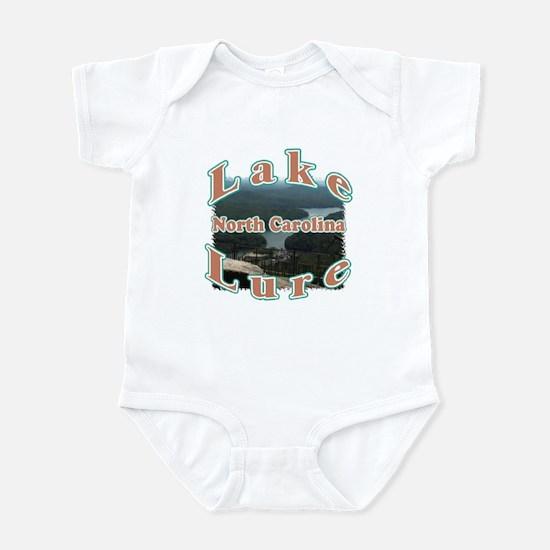 Lake Lure  Infant Bodysuit