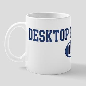 Desktop Publisher dad Mug