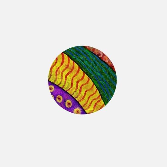 Funny Funky Mini Button