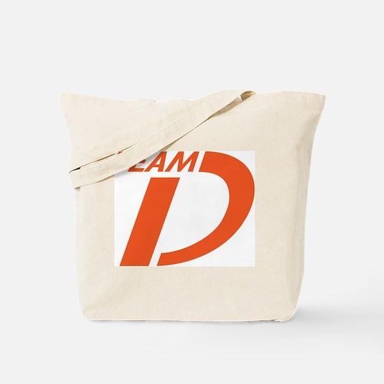 Team Dystonia Logo Tote Bag