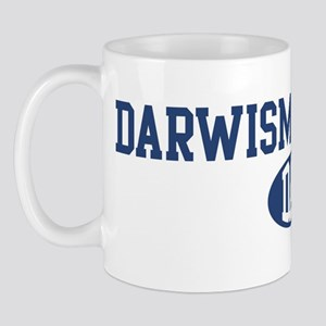 Darwism Teacher dad Mug