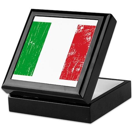 Vintage Italy Keepsake Box