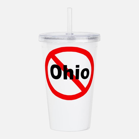 ohio.jpg Acrylic Double-wall Tumbler