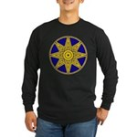 Ishtar Star Icon Long Sleeve Dark T-Shirt