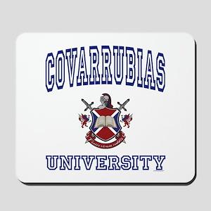 COVARRUBIAS University Mousepad