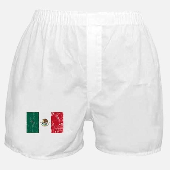 Vintage Mexico Boxer Shorts