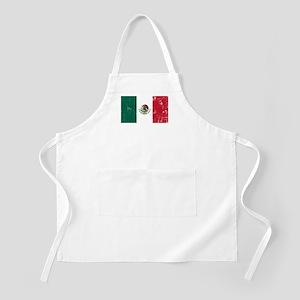 Vintage Mexico BBQ Apron