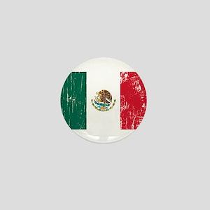 Vintage Mexico Mini Button